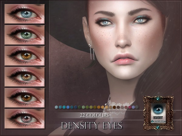 Sims 4 Density Eyes by RemusSirion at TSR