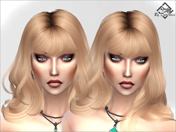 Sober Matt Lipstick by Devirose at TSR image 619 Sims 4 Updates
