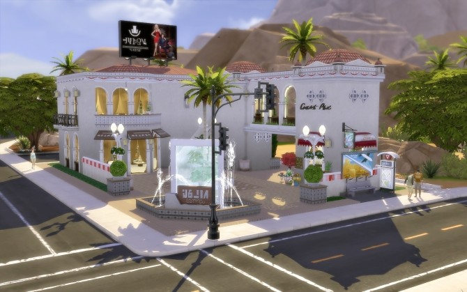 Oasiss Shopping   Oasis Springs at Via Sims image 645 670x419 Sims 4 Updates