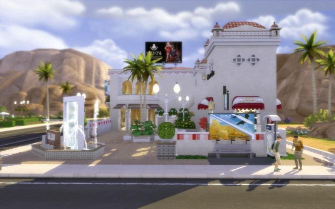 Oasiss Shopping   Oasis Springs at Via Sims image 655 670x419 Sims 4 Updates