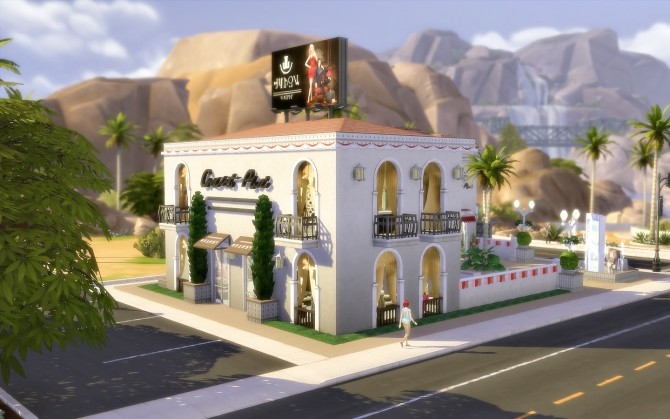 Oasiss Shopping   Oasis Springs at Via Sims image 675 670x419 Sims 4 Updates