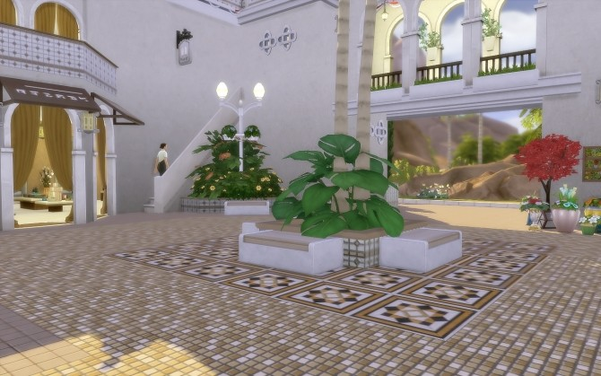 Oasiss Shopping   Oasis Springs at Via Sims image 684 670x419 Sims 4 Updates