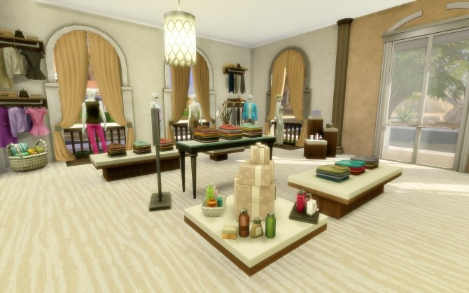 Oasiss Shopping   Oasis Springs at Via Sims image 695 670x419 Sims 4 Updates