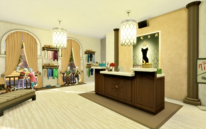Oasiss Shopping   Oasis Springs at Via Sims image 705 670x419 Sims 4 Updates