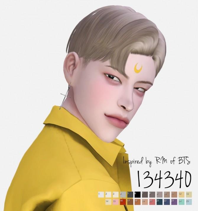 4000 Follower Gift Hair Set at EFFIE image 7315 670x714 Sims 4 Updates