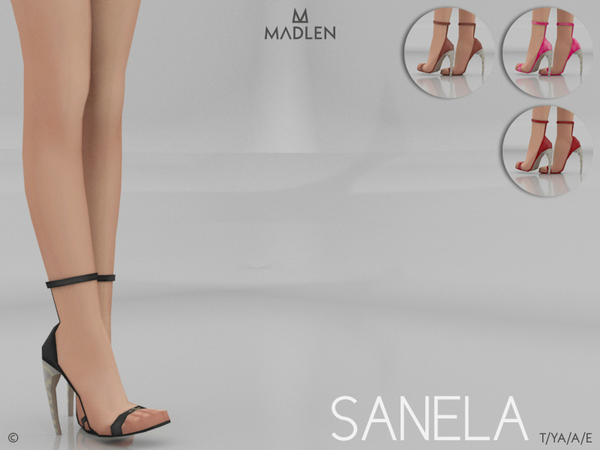 Madlen Sanela Shoes by MJ95 at TSR image 743 Sims 4 Updates