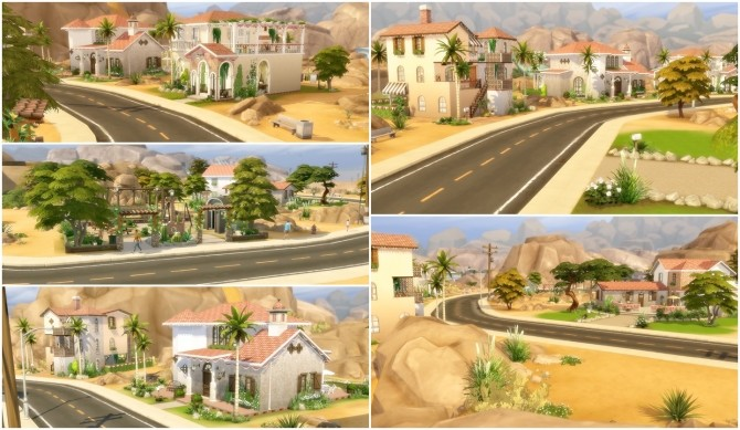 Oasis Springs Makeover at Via Sims image 745 670x389 Sims 4 Updates