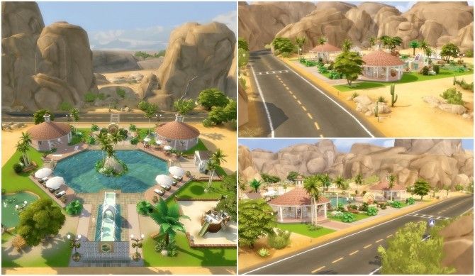 Oasis Springs Makeover at Via Sims image 755 670x389 Sims 4 Updates