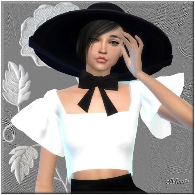 Sims 4 Elsa at L'univers de Nicole