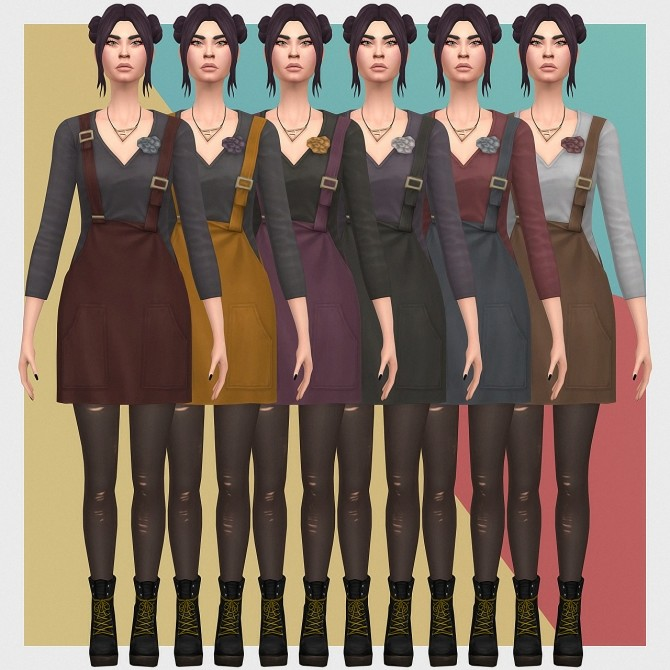 Everyday Jumper S3 Conversion at Busted Pixels image 8016 670x670 Sims 4 Updates