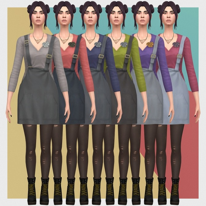 Everyday Jumper S3 Conversion at Busted Pixels image 8121 670x670 Sims 4 Updates