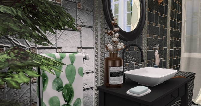 Bathroom New Meshes Bg Recolors At Viviansims Studio 8217