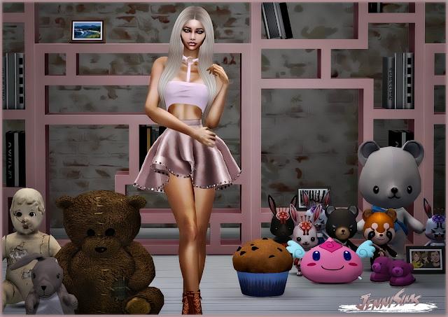 Sims 4 Decorative Home Sets 10 Items at Jenni Sims