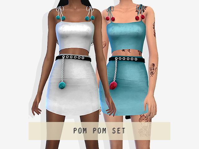 LUST FOR SUMMER COLLECTION #2 at Grafity cc image 9410 Sims 4 Updates