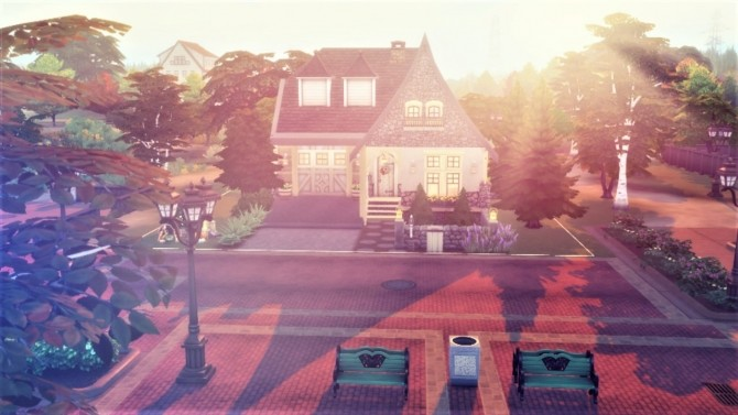 Swedish Cottage at Agathea k image 957 670x377 Sims 4 Updates