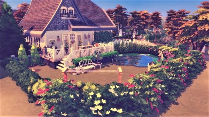 Swedish Cottage at Agathea k image 977 670x377 Sims 4 Updates