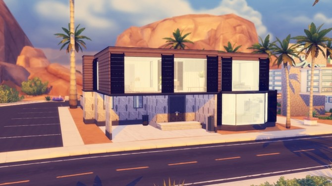Four Bedroom Home at Simming With Mary image 995 670x377 Sims 4 Updates