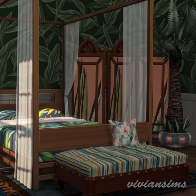 Nature Set at Viviansims Studio image 1001 670x670 Sims 4 Updates