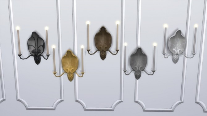 Three Lightings from TS3 Dark Lux Set by TheJim07 at Mod The Sims image 102 670x377 Sims 4 Updates