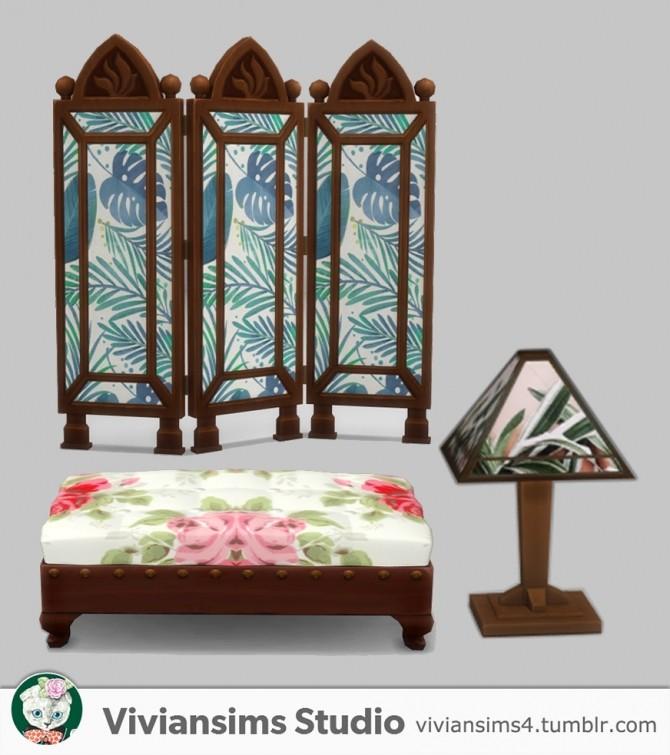 Nature Set at Viviansims Studio image 1041 670x755 Sims 4 Updates
