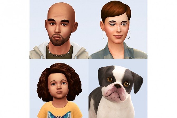 First batch of sims for the Savidal save project at Simsontherope image 10410 670x447 Sims 4 Updates