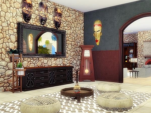 Towards the sun house by Danuta720 at TSR image 1150 Sims 4 Updates