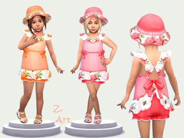 Sims 4 BabeZ 49 Set by Zuckerschnute20 at TSR