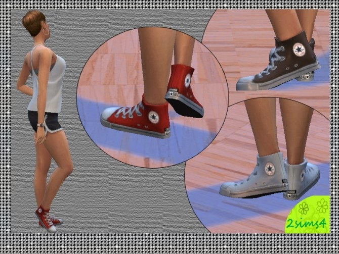 3 high tops by lurania at Mod The Sims image 128 670x503 Sims 4 Updates