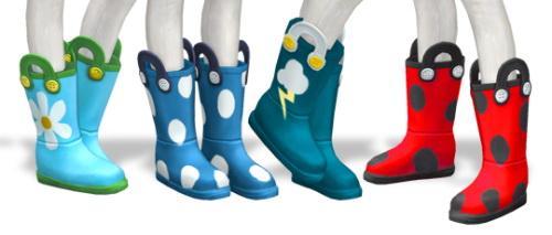 Rain boots conversion at RENORASIMS image 1411 Sims 4 Updates