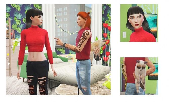 Secret present poses at Rethdis love image 1484 670x405 Sims 4 Updates