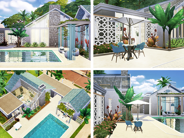 Emery home by Rirann at TSR image 1515 Sims 4 Updates