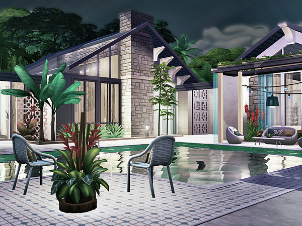 Emery home by Rirann at TSR image 1615 Sims 4 Updates
