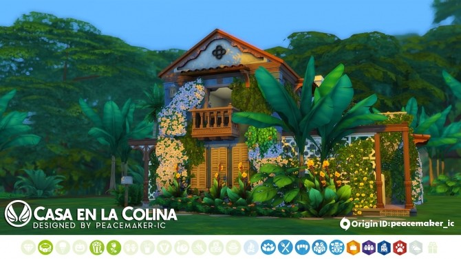 Sims 4 Selvadorada Vacation World Makeover at Simsational Designs