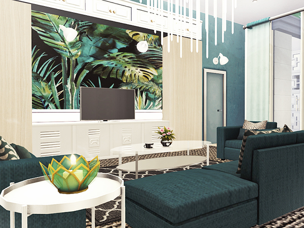Emery home by Rirann at TSR image 1715 Sims 4 Updates