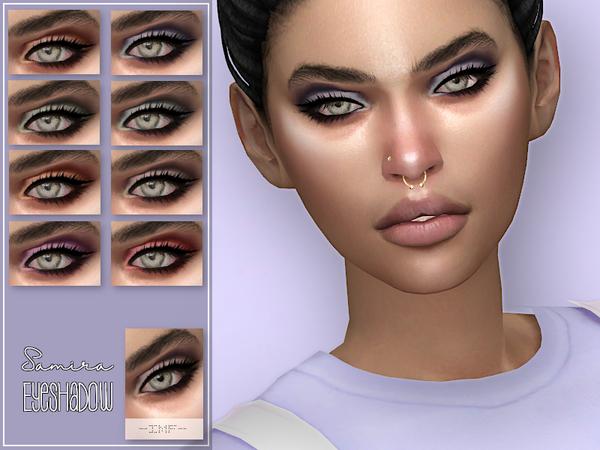 IMF Samira Eyeshadow N.52 by IzzieMcFire at TSR image 1740 Sims 4 Updates