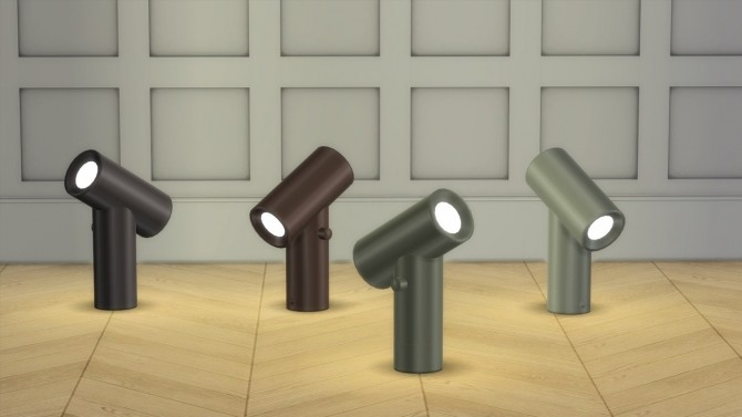 BEAM LAMP at Meinkatz Creations image 1801 670x377 Sims 4 Updates