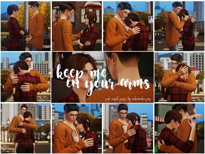 Keep Me In Your Arms poses at Andromeda Sims image 19110 670x505 Sims 4 Updates
