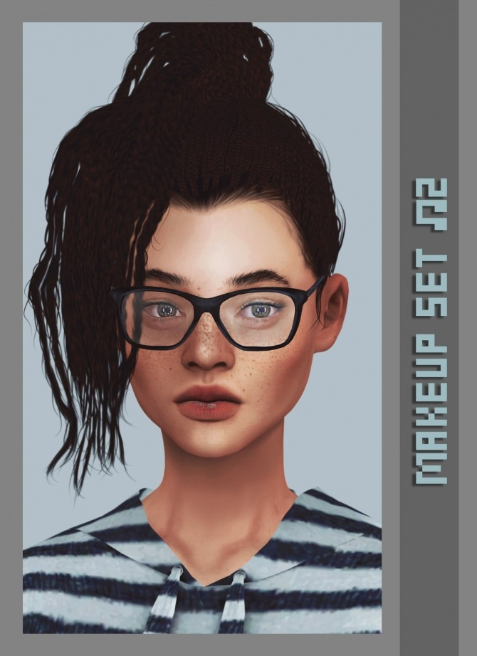 Makeup set #2 lips & lenses at Magic bot image 1952 670x922 Sims 4 Updates