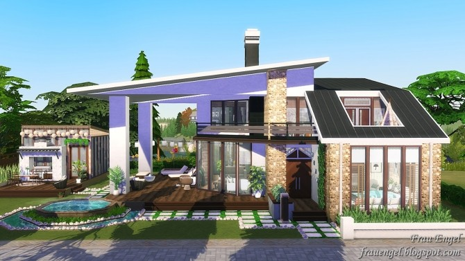 Dynasty Manor at Frau Engel image 199 670x377 Sims 4 Updates