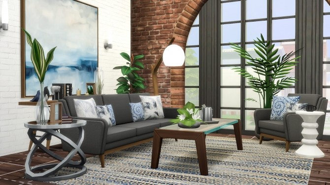 Kalagan Contemporary Seating at Simsational Designs image 2201 670x377 Sims 4 Updates