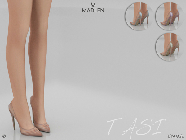 Sims 4 Madlen Tasi Shoes by MJ95 at TSR