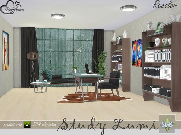 Study Lumi Recolor by BuffSumm at TSR image 289 Sims 4 Updates