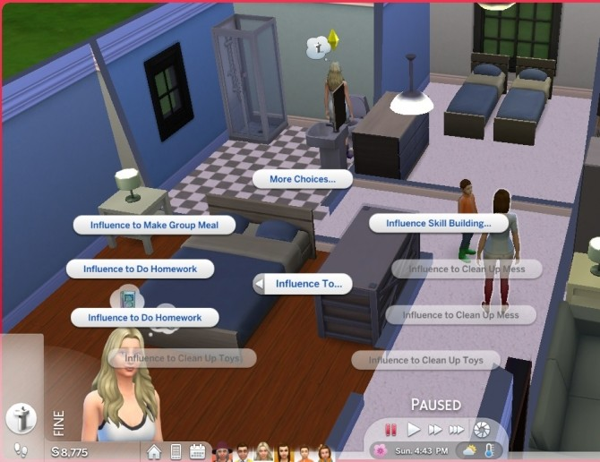 Parenting interactions updated and unlocked by Vmars at Mod The Sims image 2910 670x516 Sims 4 Updates
