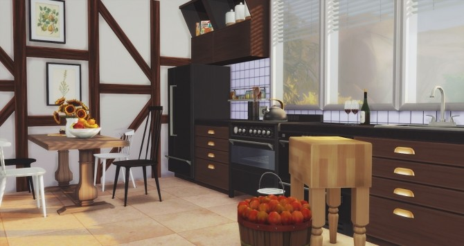 Foster Kitchen at Pyszny Design image 2917 670x355 Sims 4 Updates