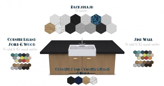 Foster Kitchen at Pyszny Design image 2941 670x355 Sims 4 Updates