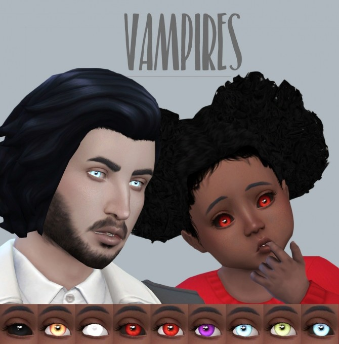 Sims 4 Whisper Eyes by kellyhb5 at Mod The Sims