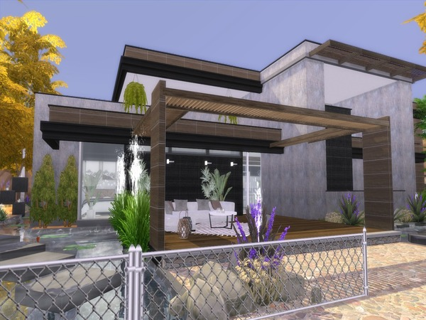 Modern Norema home by Suzz86 at TSR image 388 Sims 4 Updates