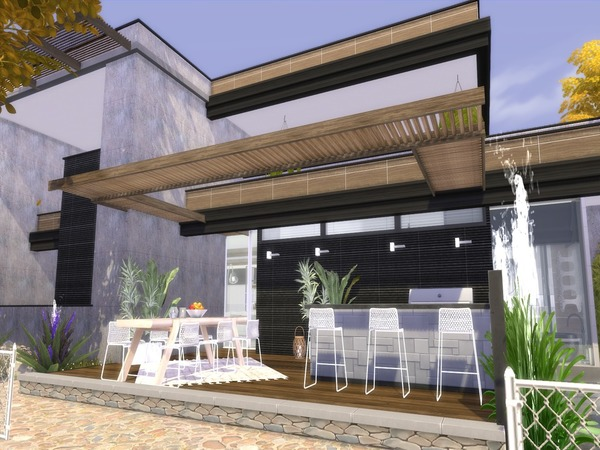 Modern Norema home by Suzz86 at TSR image 398 Sims 4 Updates