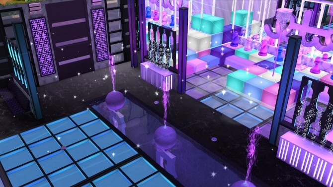 Skate Rink Stars Emitter by RevyRei at Mod The Sims image 404 670x377 Sims 4 Updates