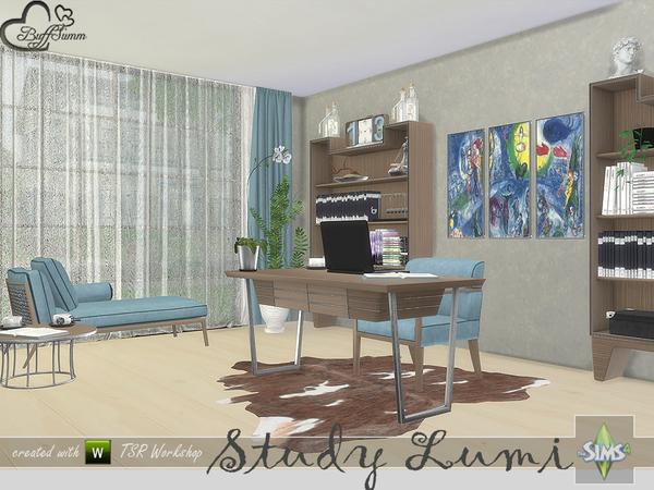Study Lumi by BuffSumm at TSR image 420 Sims 4 Updates